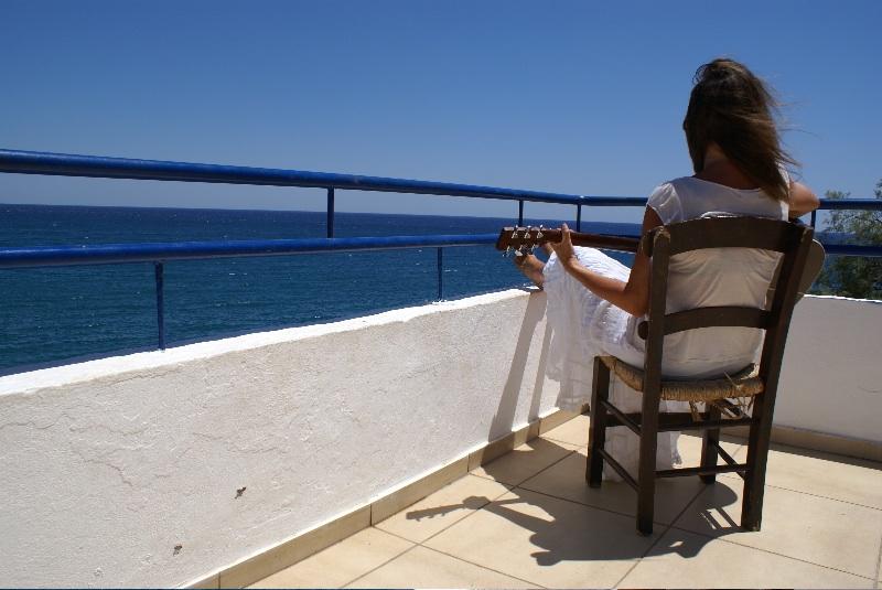 Sjung solo och tillsammans på Kreta