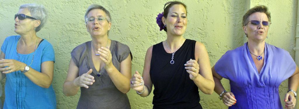 Sångkurs i Lendas/ Kreta med Sångskolan